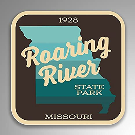 Missouri Show Me State Decal Sticker5.5-Inches By 4.7-Inches
