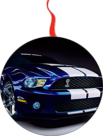 Image Unavailable - Amazon.com: Ford-Mustang-Shelby-Gt-Cobra-Hd Christmas Tree Holiday