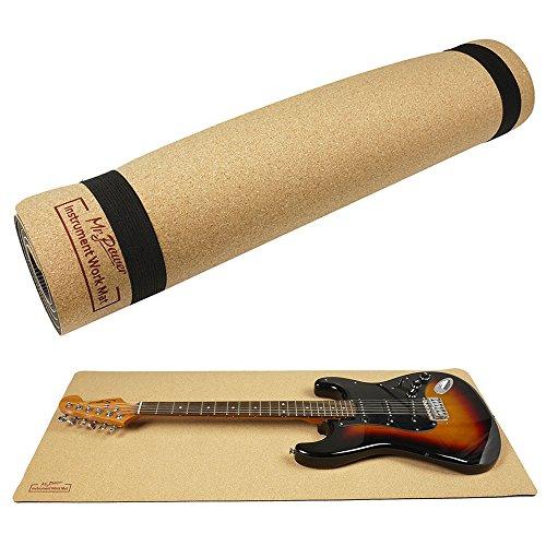 Mr.Power Guitar Work Mat Instrument Work Mat Guitar Cleaning Luthier Tool