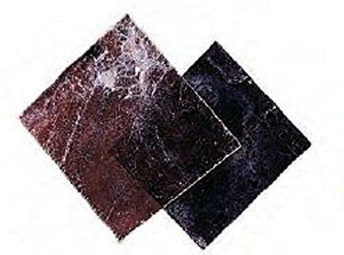 Mica Mineral Rock Square Sheet 1-2 Inch in Diameter Pack of - Minerali Square