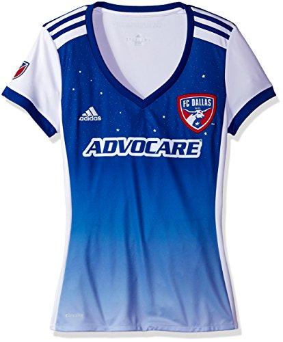 adidas MLS FC Dallas Adult Women Replica S/Wordmark ()