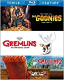 Goonies, The / Gremlins / Gremlins 2: The New Batch (BD) (3FE) [Blu-ray] Image