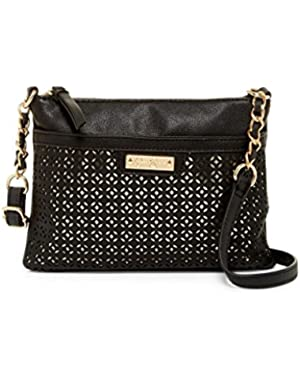 Womens Celeste Top Zip Crossbody