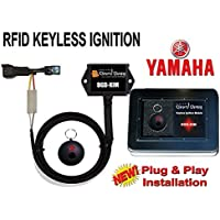 Keyless Ignition Module for Yamaha Stratoliner Motorcycles