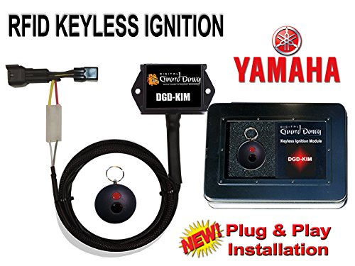 Keyless Ignition Module for Yamaha R1 Motorcycles