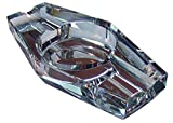 Prestige Import Group Gorgeous Crystal Cigar Ashtray Size: Crystal Color: Crystal, Model: ASH2C, Car & Vehicle Accessories / Parts