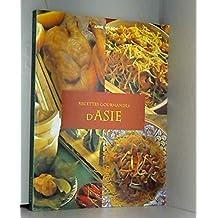 Recettes gourmandes d'Asie