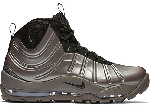 Posite Air Pewter Flat Shoe Bakin' Men's MTLC Black NIKE Pewter qvfwO