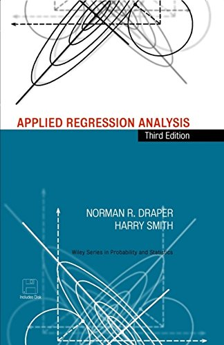 (Applied Regression Analysis (Wiley Series in Probability and Statistics Book 326))