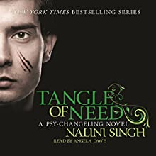 Tangle of Need: Psy-Changeling, Book 11 Audiobook by Nalini Singh Narrated by Angela Dawe