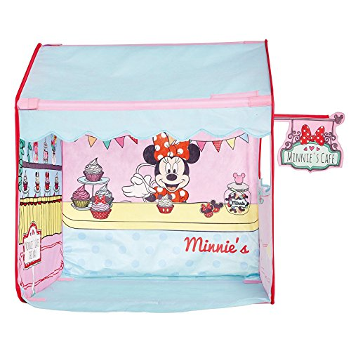 Worlds Apart Minnie Mouse Pop Up Role Play Tent