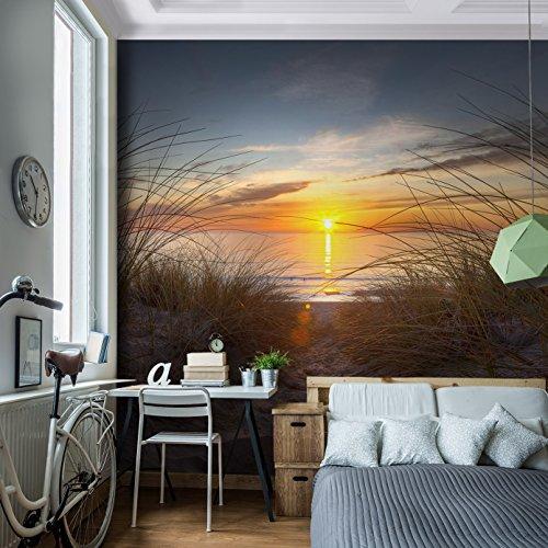 Vlies Fototapete 'Strand' 352x250 cm - 9032011a RUNA Tapete