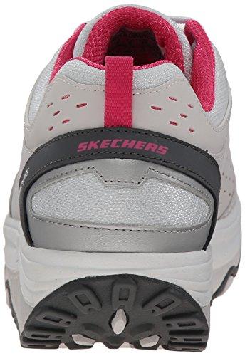 Zapatilla Mujer Deportiva ups Skechers 2 0 Piel Comfort Shape Rojo Gris de nbsp;Everyday 5YYxwqvr