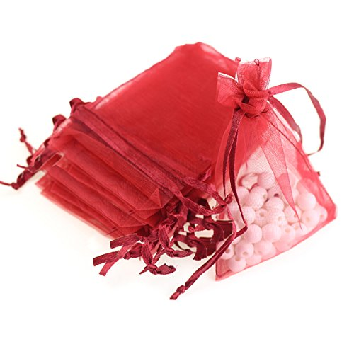 Best gift bags organza red to buy in 2019