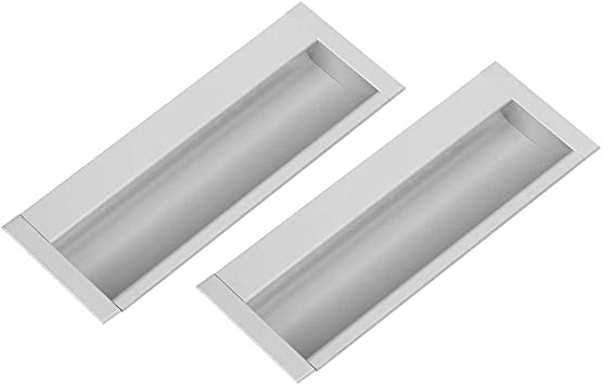 Lecxin Tirador, 2 Piezas Tirador de Muebles de aleación de Aluminio para el hogar Cajón para Muebles Armario Armario Empotrado Tirador para Puerta Tirador para Armario: Amazon.es: Hogar