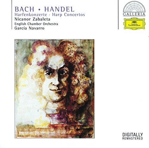 Handel: Organ Concerto No.10 in D minor, Op.7 No.4 HWV 309 - Arr. for harp and orchestra by N.Zabaleta - 3. Preludio Solo composed by Finn Videro