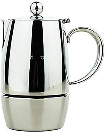 Hokaime Cafetera Mocha Latte Cafetera Italiana Moka Espresso ...