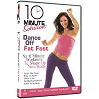 10 Minute Solution - Dance Off Fat Fast [2008]
