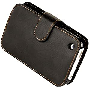 APPLE iPhone 3G 3GS-Funda de piel Case Carcasa original casezon portatil Sytle