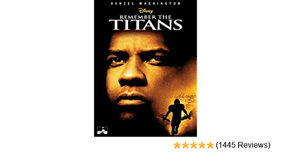 remember the titans movie review