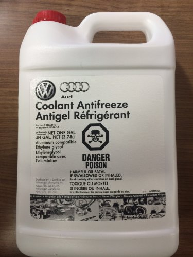 volkswagen g12 coolant 1 gallon concentrated in. Black Bedroom Furniture Sets. Home Design Ideas