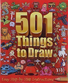 500 things to draw - 2