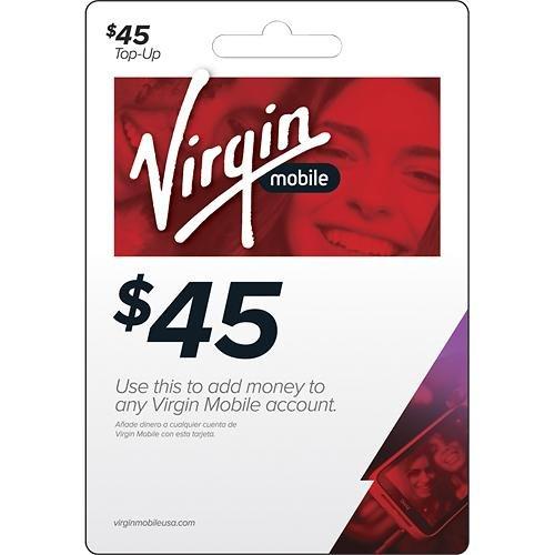 virgin mobile card top up - 2