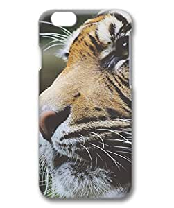 iCustomonline Custom Tiger Back Cover Case for iPhone 6 3D
