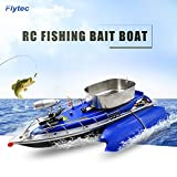 KKmoon Flytec Intelligent Wireless Electric RC Fishing Bait Boat Remote Control Fish Finder