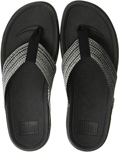 FitFlop-Men-039-s-Surfer-Freshweave-Sandal-Choose-SZ-color thumbnail 5