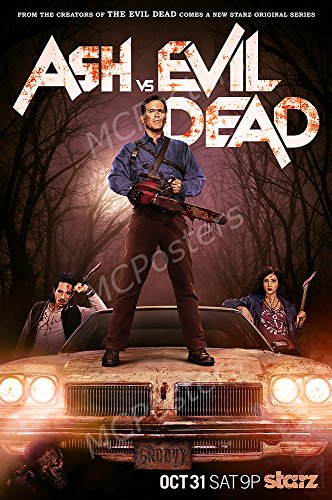 MCPosters Ash Vs Evil Dead TV Show Series Poster GLOSSY FINISH - TVS512 (24
