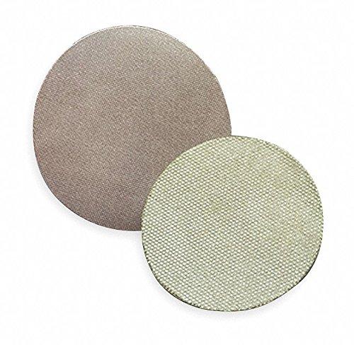 5'' Coated PSA Sanding Disc, 60 Grit, Non-Vacuum, Coarse Grade, Diamond 1, EA