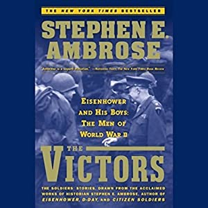 The Victors Audiobook