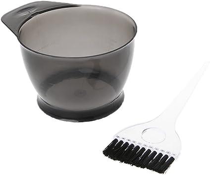 Mentin - Pincel para colorear el cabello, tinte decolorante ...
