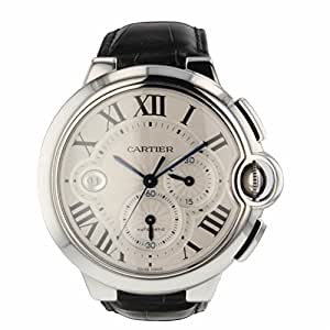 Cartier Ballon Bleu Automatic-self-Wind Male Watch W6920003 (Certified Pre-Owned)