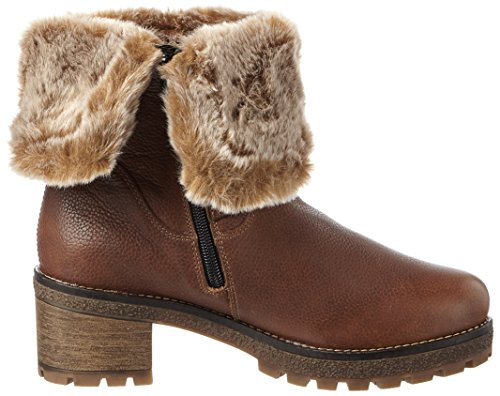 Remonte Ladies D7171 Snow Boots Brown (noce Moscata / Steppa)