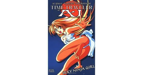 Amazon.com: Time Traveler Ai 3: Sexy Ninja Girl ...