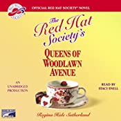 Red Hat Society's Queens of Woodlawn Avenue | Regina Hale Sutherland