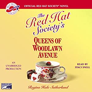 Red Hat Society's Queens of Woodlawn Avenue Audiobook