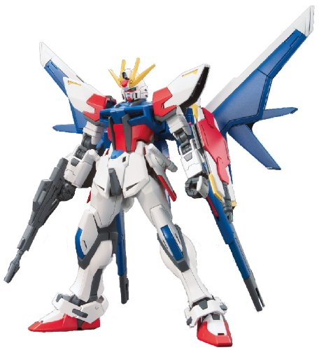 (Bandai Hobby HGBF Strike Gundam Full Package Model Kit, 1/144 Scale)