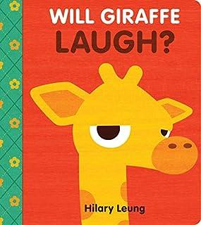 Book Cover: Will Giraffe Laugh?