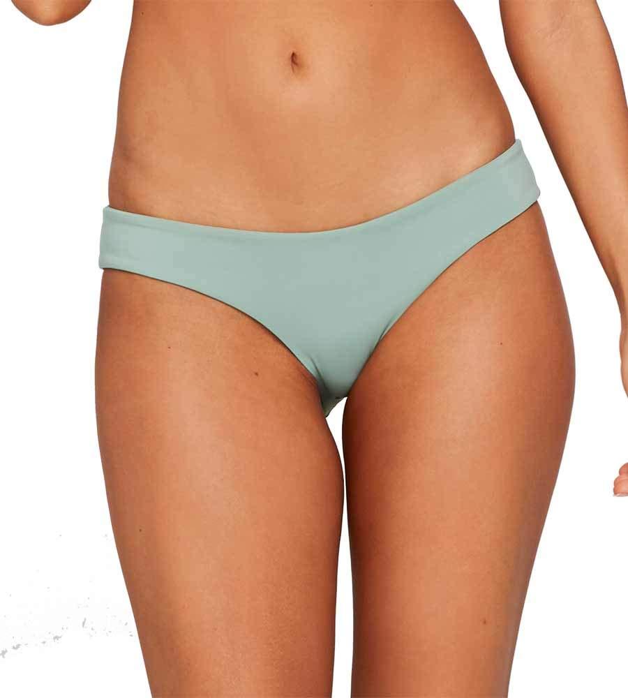 LSpace Women's Sandy Classic Bikini Bottom (Large, Reef Green) by L*Space