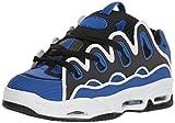 Osiris Men's D3 2001 Skate Shoe, Blue/Black/White, 10.5 M US