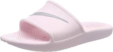 subterraneo Clasificar El diseño  Amazon.com: Nike WMNS Kawa Shower Mujeres 832655-601 Talla 11 Rosa Gris:  Shoes
