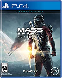 Mass Effect Andromeda Deluxe - PlayStation 4