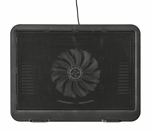 """Base LED Metálica para Notebook 16"""" Porta Extra USB - 21962 Trust"""