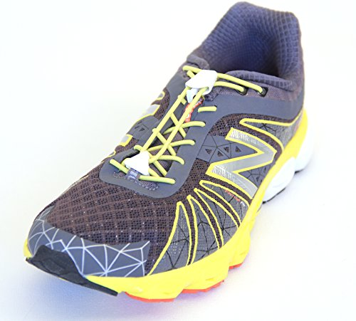 Elastic Shoe Round Sure With Laces White Yankz Lace Yellow q1vFSnwvtx