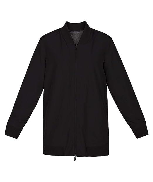 Amazon.com: Hurley AJ3612 - Chaqueta túnica reversible para ...