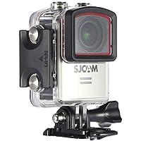 SJCAM M20 4K 1080P Full HD 16MP 166¡ãWide Angle Waterproof 30M WiFi Sports Action Camera - Silver