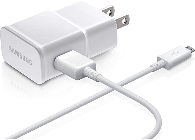 Amazon.com: Samsung EP-TA20JWE - Cable adaptador de carga ...
